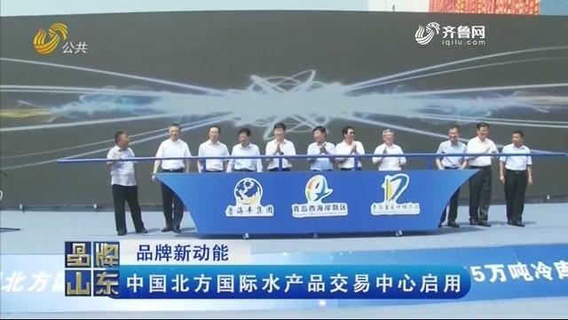 【品牌新动能】中国北方国际水产品交易中心启用