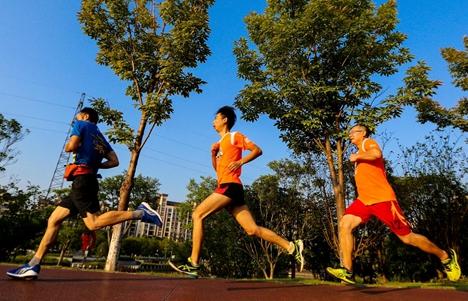 德州陵城区组织举行2019全民健身宣讲活动