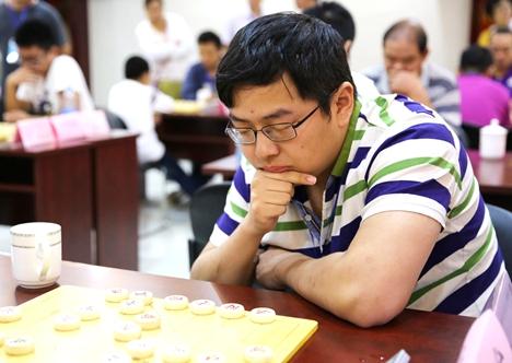 菏泽市定陶区举办象棋大赛