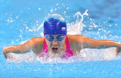 德州市宁津县举办首届青年泳协游泳联赛