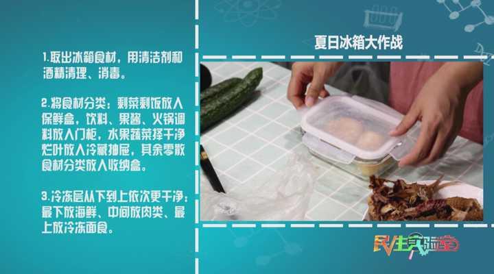 《加油!小妙招》:冰箱串味难忍受,不花钱的小妙招get一波!