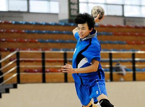 龙口市竞技体育学校手球队连获佳绩