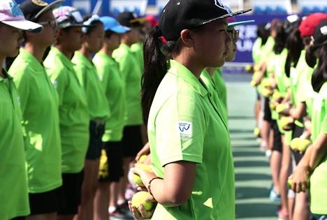 2019全国青少年体育夏令营山东站日照开营