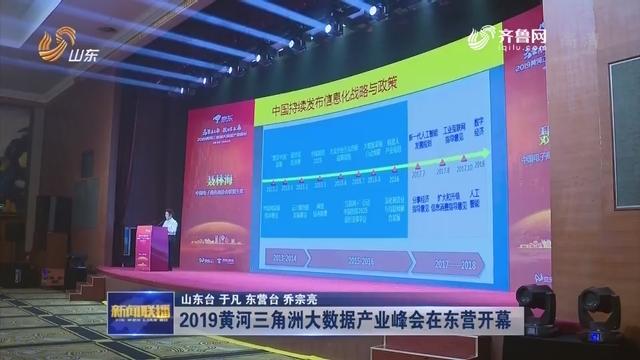 2019黄河三角洲大数据产业峰会在东营开幕