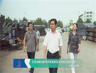 王宏志暗访督导济南高新区市场创卫迎审工作