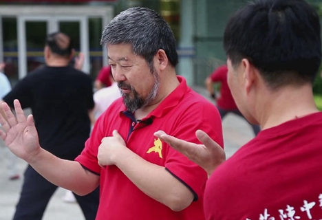 东营举办第二届陈氏太极拳实用拳法讲座