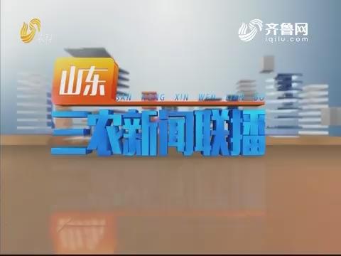 2019年09月03日山东三农新闻联播完整版