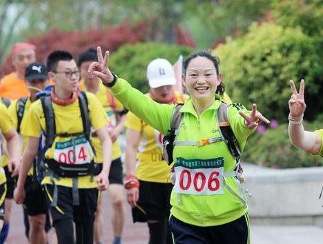 淄博社区马拉松  健康运动跑起来