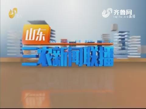 2019年09月06日山东三农新闻联播完整版