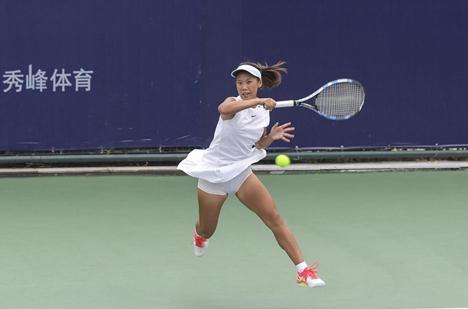 2019济南网球公开赛举行