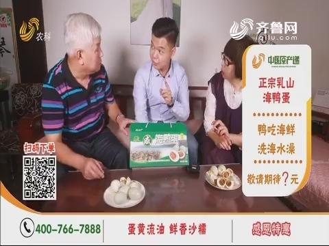 20190910《中国原产递》:海鸭蛋