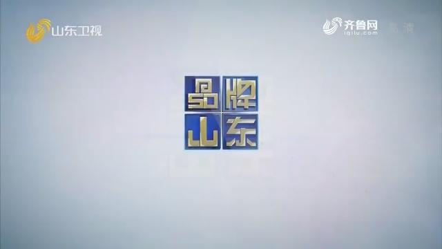 2019年09月16日《品牌山东》完整版