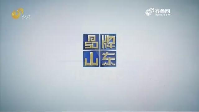 2019年09月22日《品牌山东》完整版
