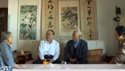 9月21日嗨工会   刘贵堂看望慰问离休老干部和劳动模范