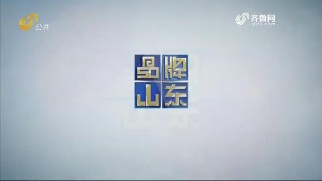 2019年10月06日《品牌山东》完整版