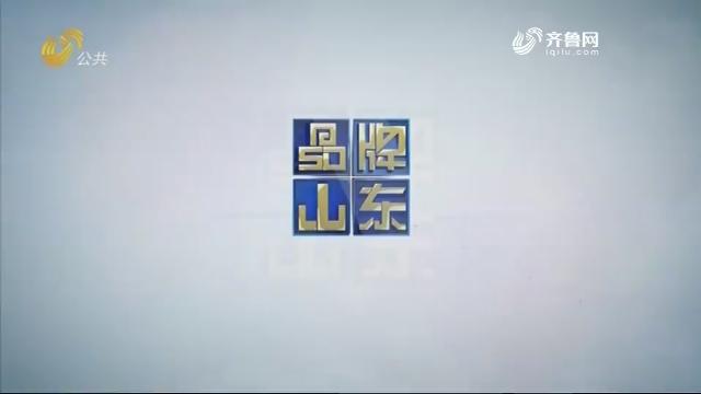 2019年10月13日《品牌山东》完整版