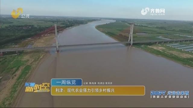 利津:现代农业强力引领乡村振兴