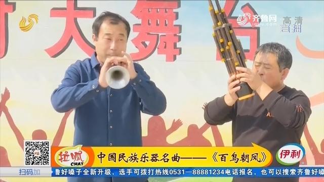 中国民族乐器名曲——《百鸟朝凤》