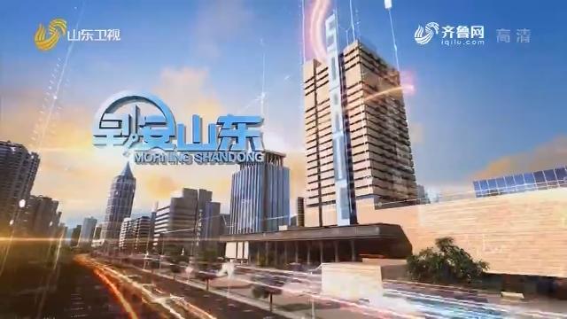 2019年11月11日早安山东完整版