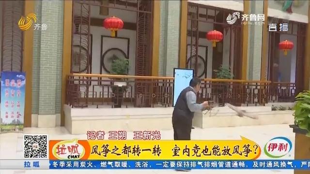 冬季到山东来看景:潍坊风筝博物馆