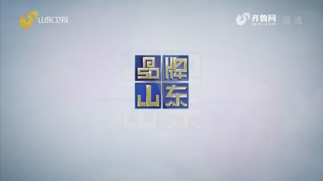 2019年11月25日《品牌山东》完整版