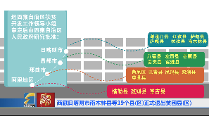 西藏日喀则市南木林县等19个县(区)正式退出贫困县(区)