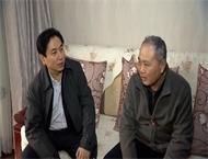 王宏志走访慰问老党员、困难党员、困难群众、残疾人、困难职工
