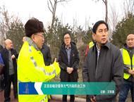 王宏志暗访督导大气污染防治工作