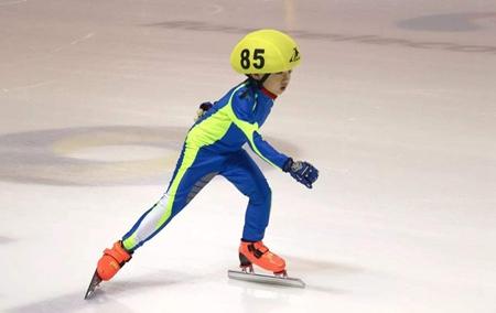 济南市短道速滑队成立