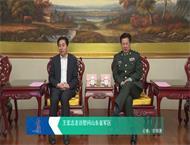 王宏志走访慰问山东省军区