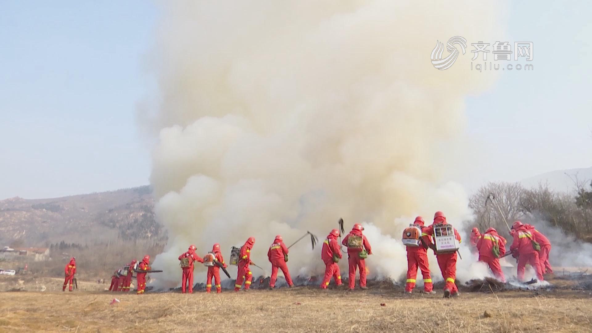 《问安齐鲁》20200126:山东:统筹规划 提升应急管理和防灾减灾能力