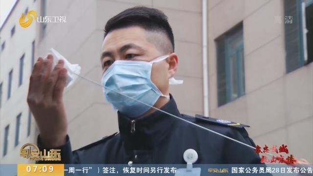 【众志成城 抗击疫情】青岛:党员夫妻双双请战 坚守抗击疫情第一线