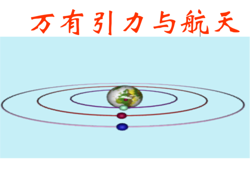 万有引力与航天(二)