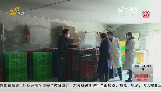 济南:着急!饲料运不进 40万斤鸡蛋卖不出