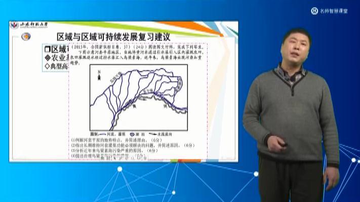 区域与区域地理可持续发展(二)