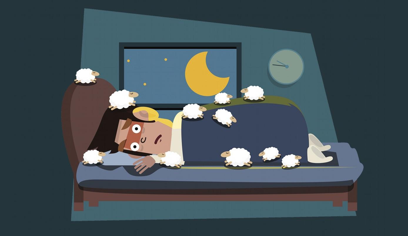要想睡得快,不要数羊,要数鹅?