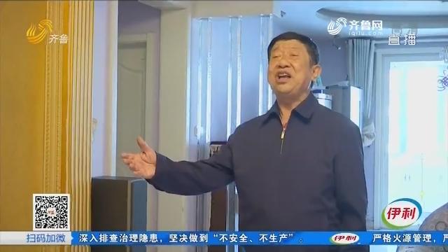 """济南:嗜唱如命 """"歌王""""大叔唱功了得"""