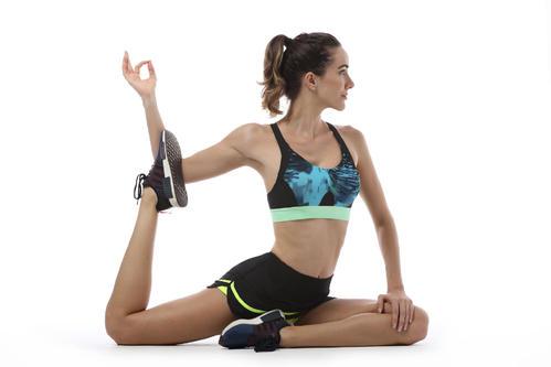 居家健身也有趣   普拉提助您强身健体