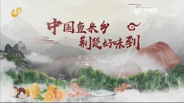 中国鱼米乡 荆楚好味到