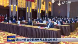 海内外商会会长潍坊网上行活动举办