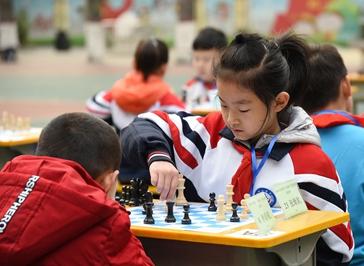 山东队夺得全国国际象棋少年网络团体赛冠军