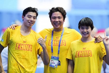 金浩——从金牌队员到金牌教练