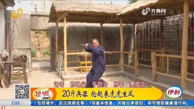 平阴:建设冷兵器博物馆 记录历史传承文化