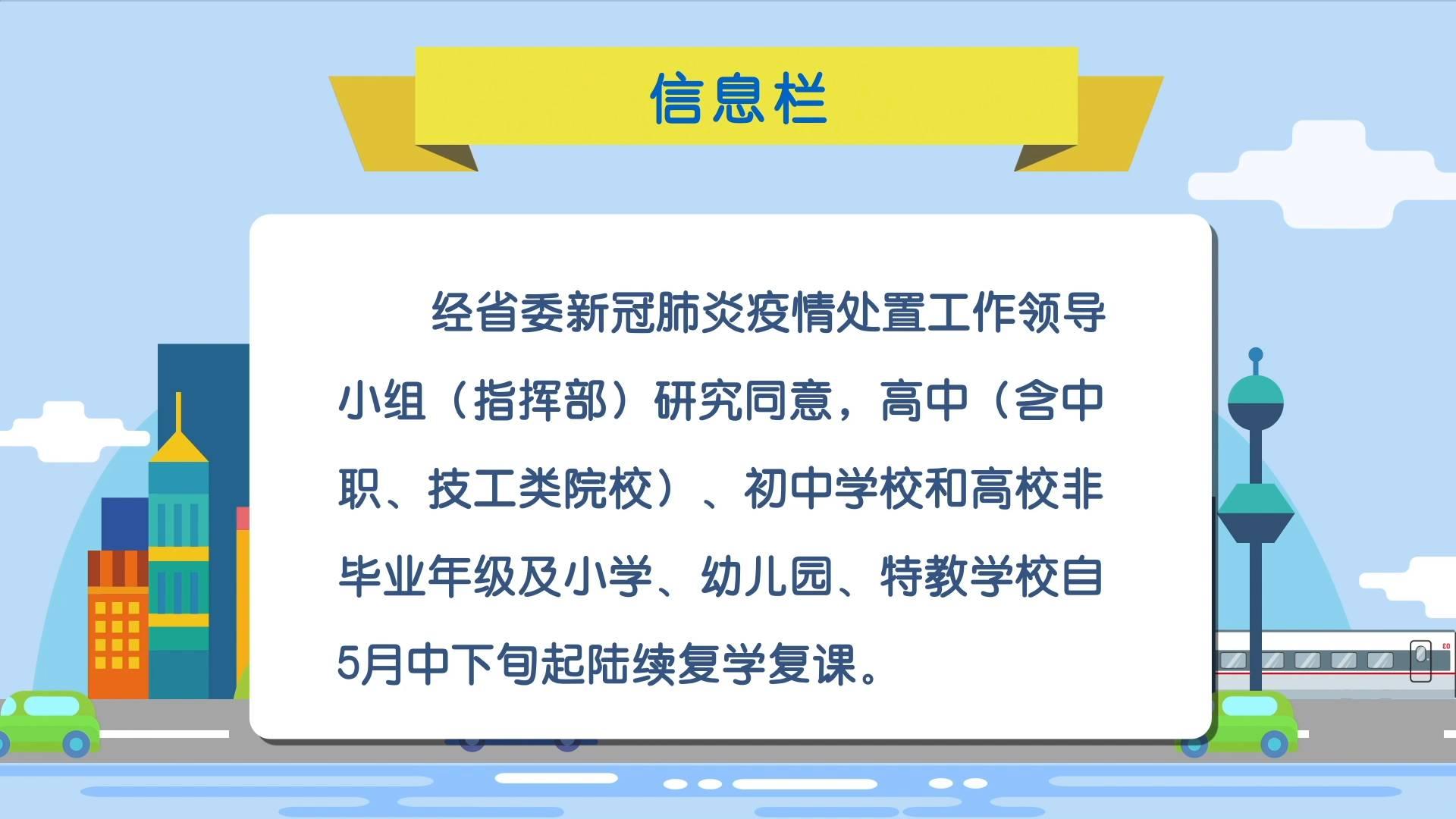 教育快讯《山东教育周刊》20200517播出