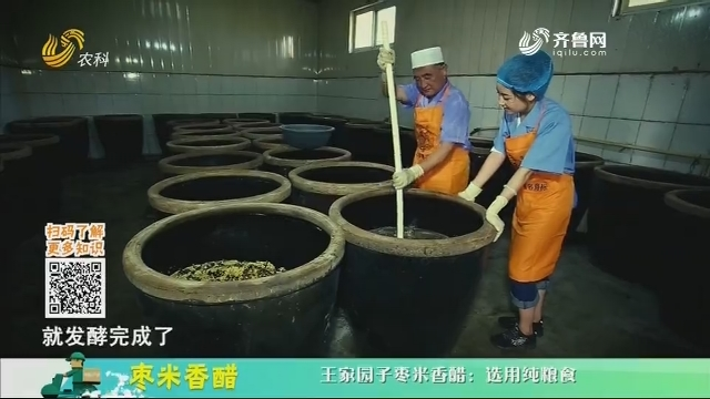 20200526《中国原产递》:枣香米醋