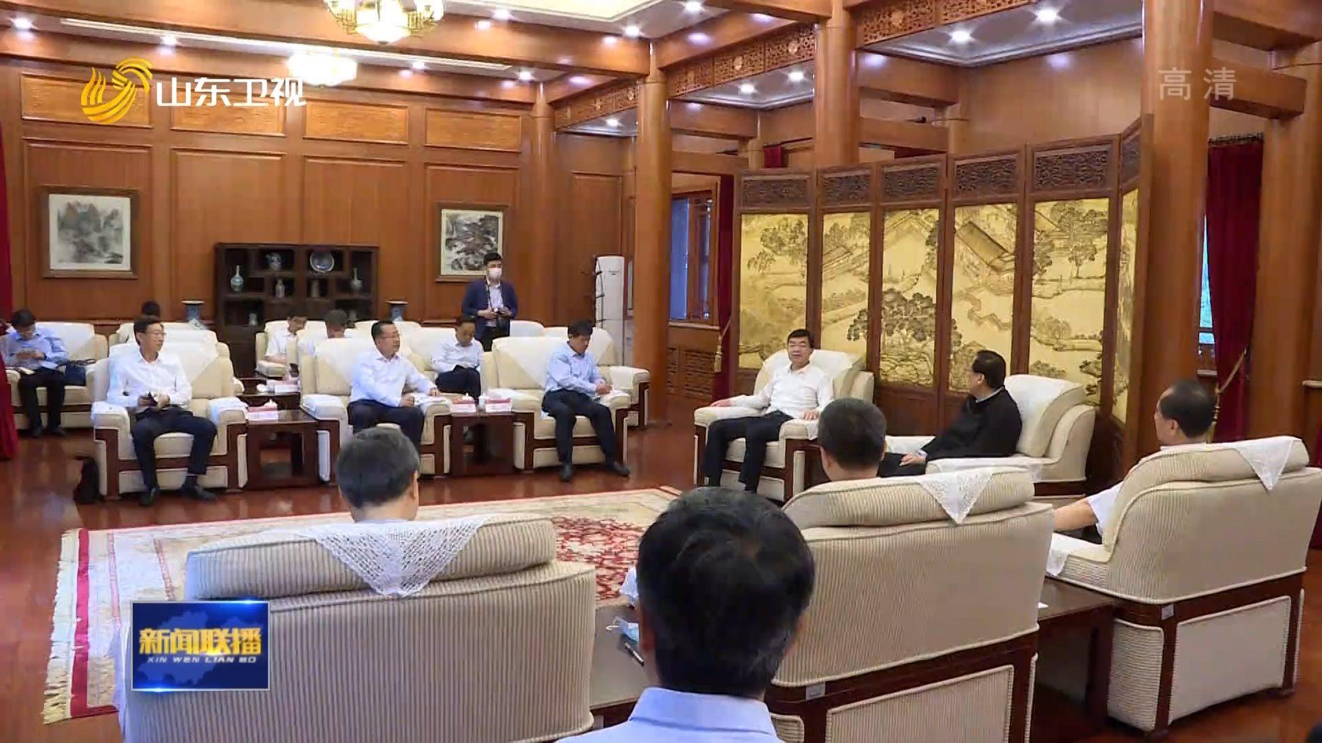 威海与北大共建北京大学威海海洋研究院