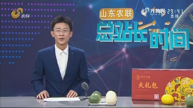 """20200531《总站长时间》:山东农联站长优品 甜瓜自有""""香之道"""""""