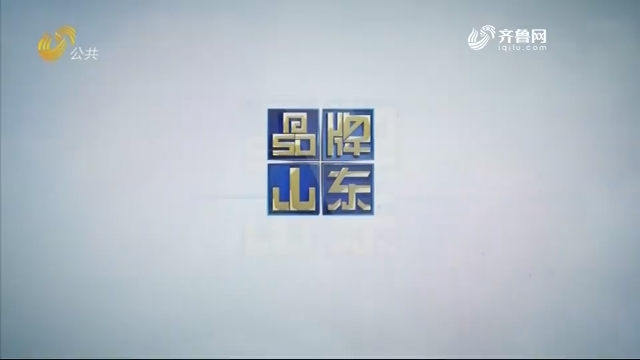 2020年06月07日《品牌山东》完整版