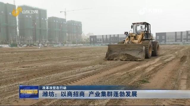 【改革攻坚在行动】潍坊:以商招商 产业集群蓬勃发展