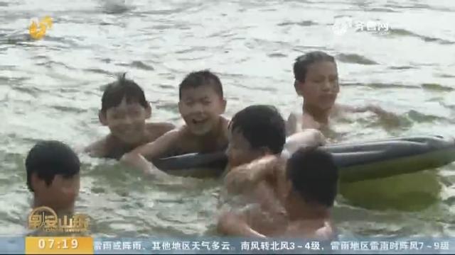 全省首创!阳信一学校建防溺水教育基地